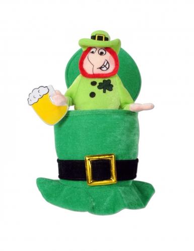 Chapeau humoristique Saint Patrick adulte