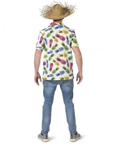 Chemise à motif ananas homme-1