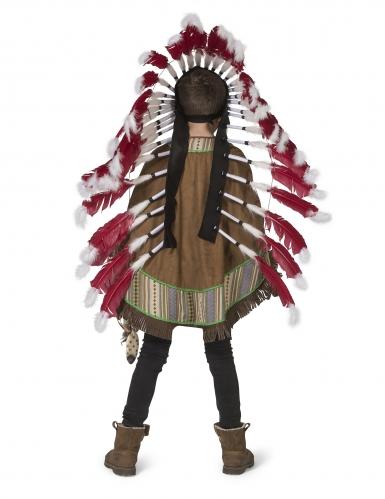 Poncho indien enfant-1