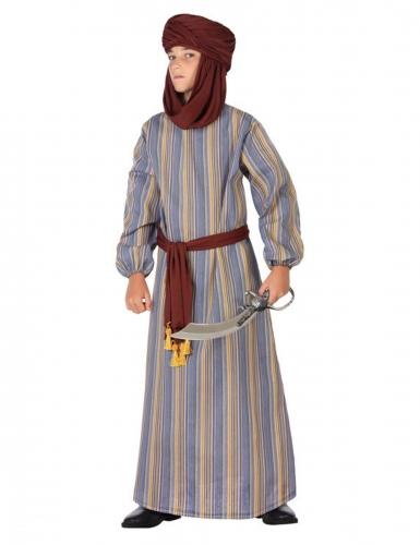 Déguisement prince d'Arabie garçon