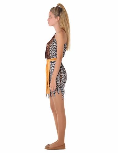 Déguisement femme préhistorique adolescente-1