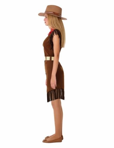 Déguisement cowgirl adolescente-1