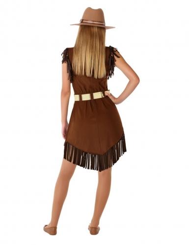 Déguisement cowgirl adolescente-2