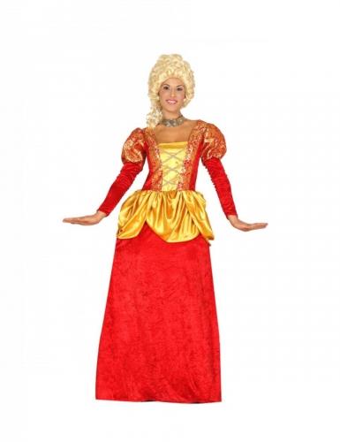 Déguisement comtesse renaissance femme