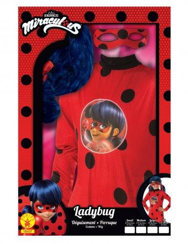 Coffret déguisement classique Ladybug™ fille-1