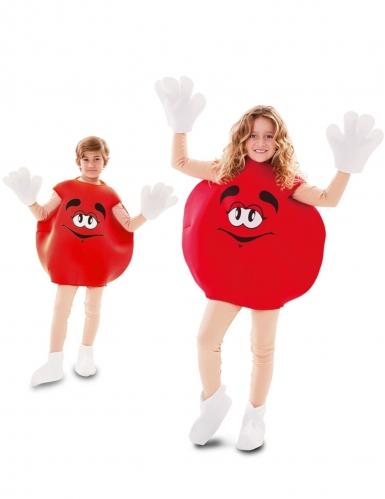 Déguisement de bonbon rouge enfant-2