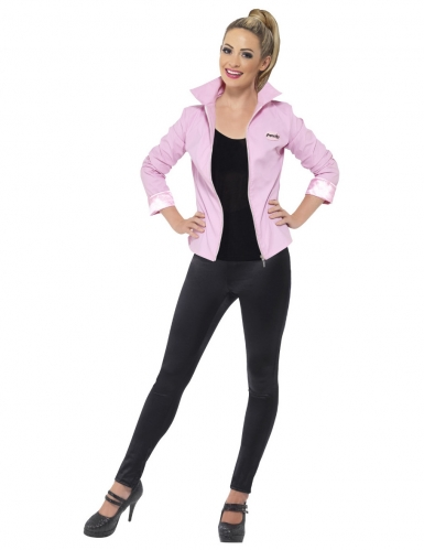 Veste luxe Pink Ladies Grease™ femme