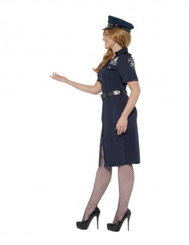 Déguisement policière NYC grande taille femme-2