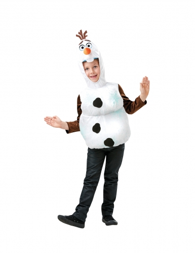Déguisement luxe Olaf La Reine des Neiges™ enfant-1