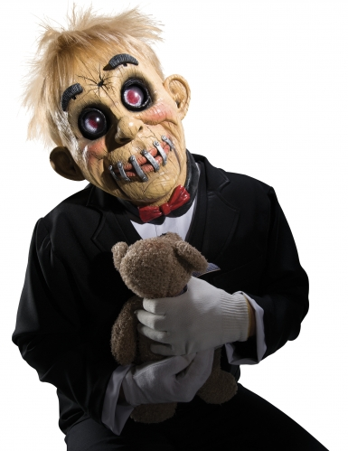 Masque latex poupée psycho adulte
