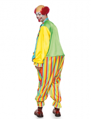 Déguisement clown magic circus homme-1