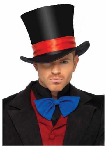 Chapeau haut de forme luxe homme