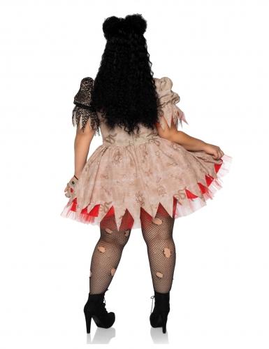 Déguisement poupée vaudou grande taille femme-1