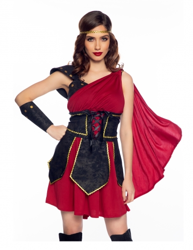Déguisement gladiatrice sexy femme