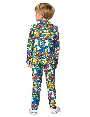 Costume Mr. Super Mario™ enfant Opposuits™-1