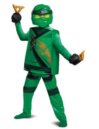 Déguisement deluxe Lloyd Ninjago®- LEGO™ enfant-1