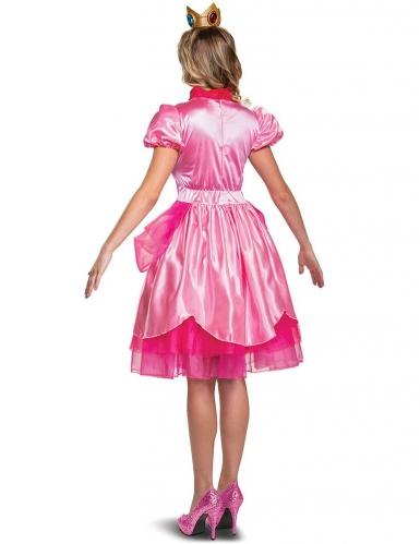 Déguisement Princesse Peach™ Nintendo™Deluxe Femme-1