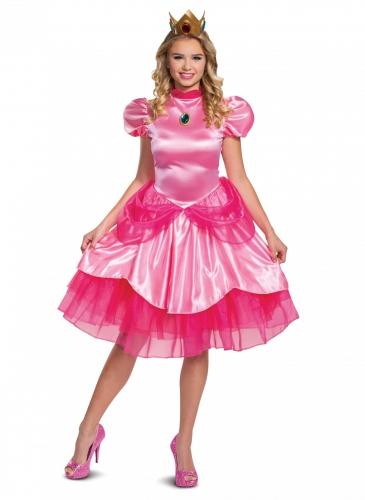 Déguisement Princesse Peach™ Nintendo™Deluxe Femme