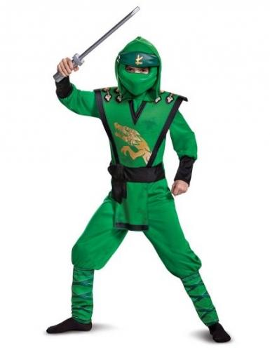 Déguisement LEGACY deluxe Lloyd Ninjago®- LEGO™ enfant-1