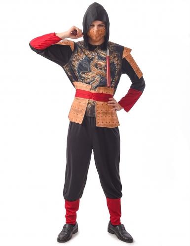 Déguisement ninja traditionnel homme