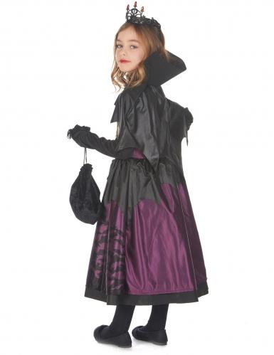 Déguisement robe chauve souris fille-2