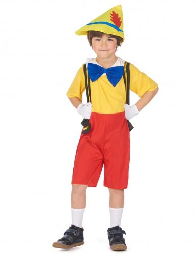 Déguisement marionnette petit menteur garçon-1