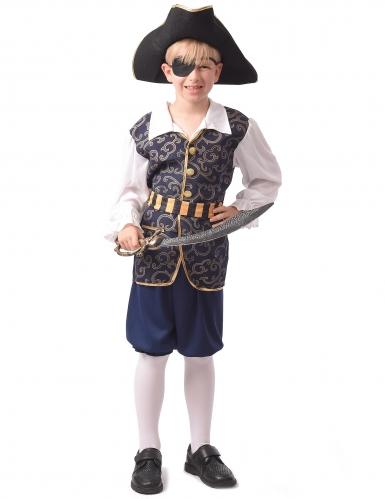 Déguisement pirate chic garçon
