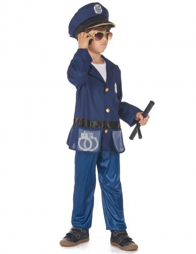 Déguisement veste policier enfant-1