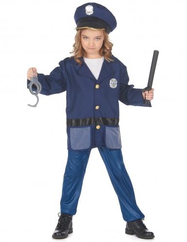 Déguisement veste policier enfant-2