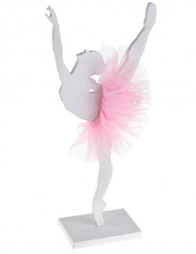 Ballerine en bois 17 x 20 cm