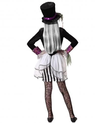 Déguisement chapelier sombre fille-2