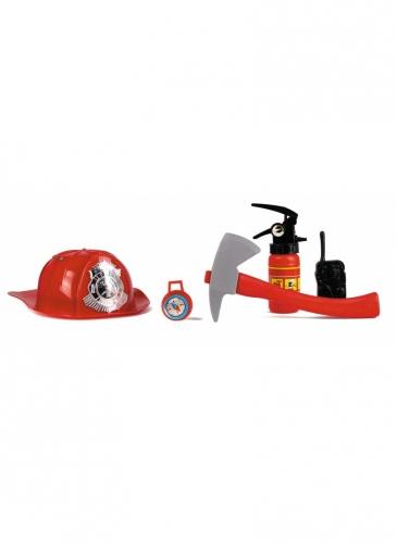 Déguisement pompier avec accessoires enfant-2