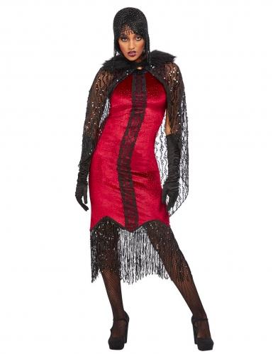 Déguisement vampire cabaret femme-1