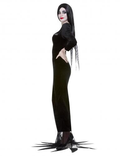 Déguisement Morticia Famille Addams™ femme-3