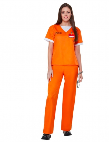 Déguisement prisonnier Orange is the new black™