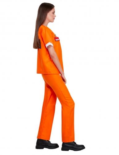 Déguisement prisonnier Orange is the new black™-1