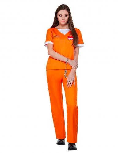 Déguisement prisonnier Orange is the new black™-3