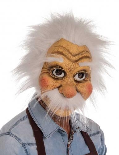 Masque latex Geppetto™ adulte