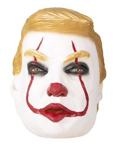 Masque Trumpy le clown adulte