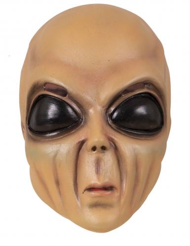 Masque latex intégral alien adulte