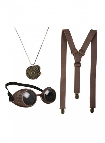 Kit accessoires Steampunk