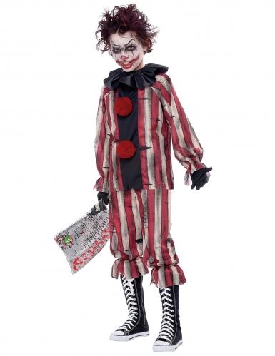 Déguisement clown cauchemar enfant-1