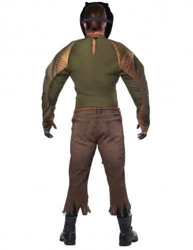Déguisement l'homme crocodile adulte-2