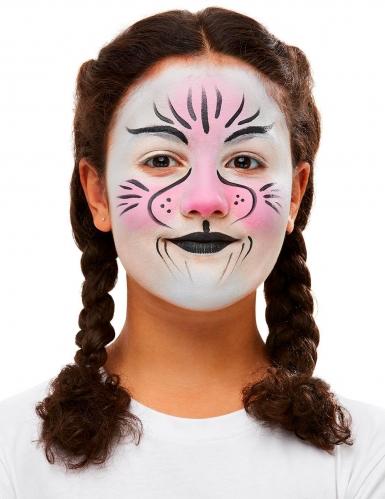 Kit maquillage et accessoires chat enfant-3
