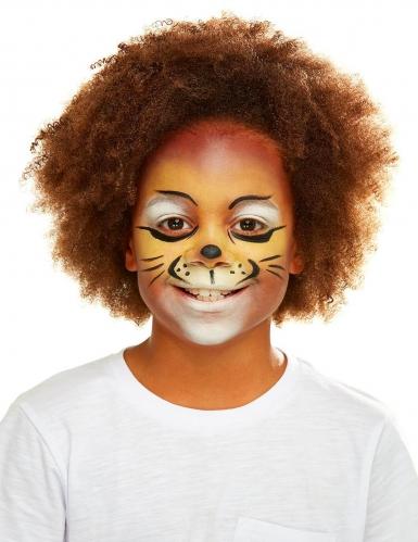 Kit maquillage et accessoires lion enfant