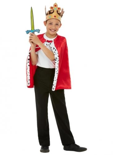 Kit accessoires roi enfant