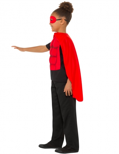 Kit super héros rouge enfant-1
