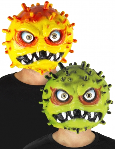 Masque virus adulte