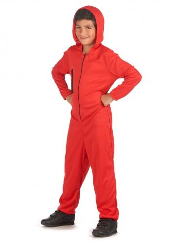 Déguisement voleur rouge enfant-1