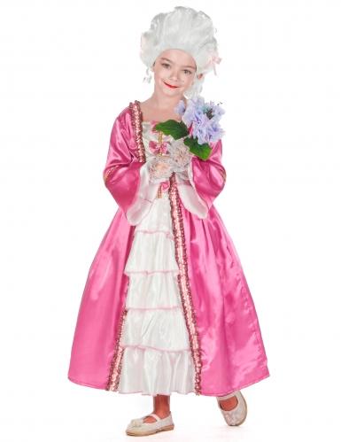 Déguisement Marie-Antoinette enfant-1